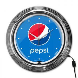Neon Clock Pepsi 174 Nostalgic Nsmshop