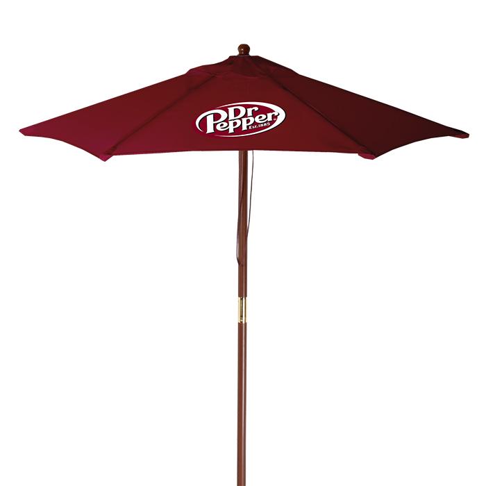 Market Umbrella Dr Pepper 174 Nsmshop