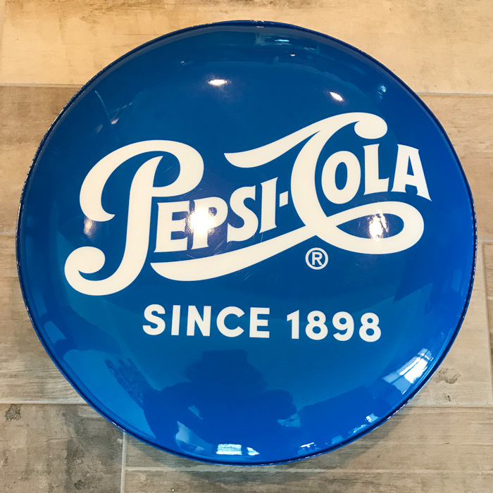 Bar Stool Pepsi 174 Retro 1898 Nsmshop